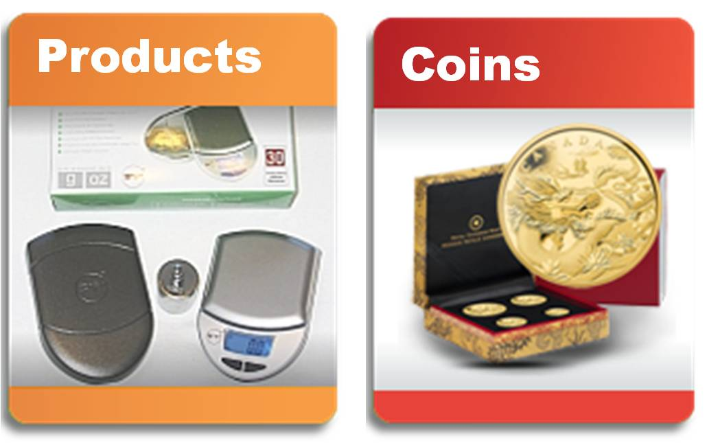 KMG Gold shop online ecommerce site