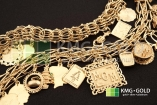 Gold Charm Bracelets - KMG Gold - We Buy Gold. Sell Your Gold and Get Highest Price. Sell Silver, Sell Platinum, Sell Rhodium. Vancouver, Winnipeg, Edmonton, Toronto, Victoria, Canada. Gold Buyer. Get Cash For Gold 877-468-2220