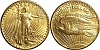 $20 - 900 Fine Gold American Saint-Gaudens Double Eagle, 33.4g